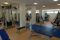 Sala de fitness en Holiday Beach Budapest hotel - hotel de cuatro estrellas - Budapest - Hungría - Holiday Beach Hotel - Wellness