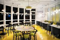 Lobby bar del Ibis Styles Budapest City